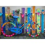 Puzzle  Grafika-Kids-01983 Mon Beau Vélo Coloré