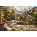 Puzzle  Grafika-Kids-02003 Chuck Pinson - Call of the Wild
