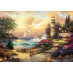 Puzzle  Grafika-Kids-02025 Chuck Pinson - Seaside Dreams