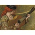 Puzzle  Grafika-Kids-02048 Auguste Renoir - Jeune Espagnole avec une Guitare