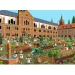 Puzzle   Monastère