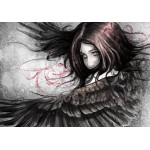 Puzzle  Grafika-00007 La Femme Aigle