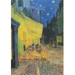 Puzzle  Grafika-00059 Vincent Van Gogh : Terrasse de Café sur la Place du Forum, 1888