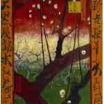 Puzzle  Grafika-00064 Vincent Van Gogh : Japonaiserie: Le Prunier en Fleurs, 1887