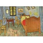Puzzle  Grafika-00070 Vincent Van Gogh : La Chambre de Van Gogh à Arles, 1888