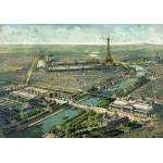 Puzzle  Grafika-00085 Vue Panoramique de l'Exposition Universelle de 1900