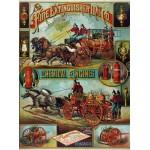 Puzzle  Grafika-00086 Affiche Publicitaire, 1890-1900