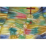 Puzzle  Grafika-00103 Paul Klee : L'Agneau, 1920