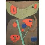 Puzzle  Grafika-00104 Paul Klee : Figure du Théâtre Oriental, 1934