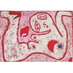 Puzzle  Grafika-00108 Paul Klee : Une Femme pour les Dieux, 1938