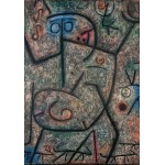 Puzzle  Grafika-00109 Paul Klee : Oh! les rumeurs!, 1939