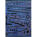 Puzzle  Grafika-00117 Paul Klee : Les Coups Héroïques de l'Arc, 1938