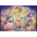 Puzzle  Grafika-00118 Paul Klee : Jardin d'agrément oriental, 1925
