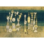Puzzle  Grafika-00119 Paul Klee : Comédie, 1921