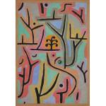 Puzzle  Grafika-00120 Paul Klee : Parc près de Lu, 1938
