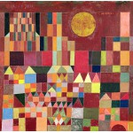 Puzzle  Grafika-00121 Paul Klee : Château et Soleil, 1928