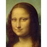 Puzzle  Grafika-00124 Léonard de Vinci : La Joconde (détail), 1503-1506