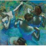Puzzle  Grafika-00132 Edgar Degas : Danseuses Bleues, 1897