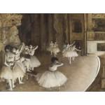 Puzzle  Grafika-00134 Edgar Degas : Répétition d'un Ballet sur la Scène, 1874