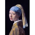 Puzzle  Grafika-00143 Vermeer Johannes : La Jeune Fille à la Perle, 1665