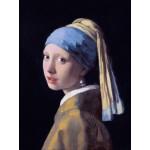 Puzzle  Grafika-00144 Vermeer Johannes : La Jeune Fille à la Perle, 1665
