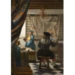 Puzzle  Grafika-00145 Vermeer Johannes : L'Art de la Peinture, 1666