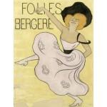 Puzzle  Grafika-00152 Affiche de Leonetto Cappiello : Les Folies Bergères, 1900