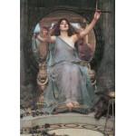 Puzzle  Grafika-00161 Waterhouse John William : Circé offrant la Coupe de Drogue à Ulysse, 1891