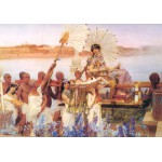 Puzzle  Grafika-00169 Sir Lawrence Alma-Tadema : The Finding of Moses