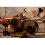 Puzzle  Grafika-00178 Sir Lawrence Alma-Tadema : In the Tepidarium
