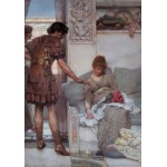 Puzzle  Grafika-00182 Sir Lawrence Alma-Tadema : A Silent Greeting