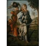 Puzzle  Grafika-00188 Botticelli Sandro : Le Retour de Judith à Béthulie, 1872