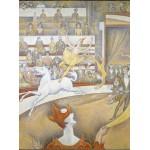 Puzzle  Grafika-00189 Georges Seurat : Le Cirque, 1890