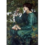 Puzzle  Grafika-00224 Dante Gabriel Rossetti : A Day Dream, 1880