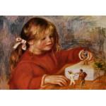 Puzzle  Grafika-00271 Auguste Renoir : Claude Renoir jouant, 1905