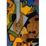 Puzzle  Grafika-00293 Juan Gris : Still Life with a Guitar, 1913