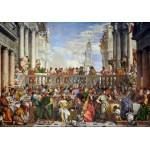 Puzzle  Grafika-00304 Paolo Veronese : Les Noces de Cana, 1563