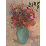 Puzzle  Grafika-00307 Odilon Redon : Le Vase Turc, 1911