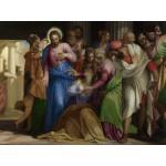 Puzzle  Grafika-00309 Paolo Veronese : La Conversion de Marie Madeleine, 1548