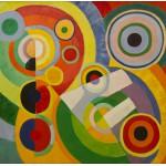 Puzzle  Grafika-00319 Robert Delaunay : Rythme, Joie de Vivre, 1930