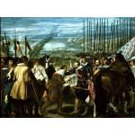 Puzzle  Grafika-00335 Diego Vélasquez : La Reddition de Breda, 1615