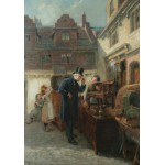 Puzzle  Grafika-00337 Ralph Hedley : Real Antique, 1902