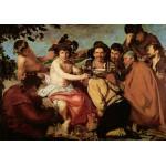 Puzzle  Grafika-00341 Diego Vélasquez : Le Triomphe de Bacchus, 1628-29
