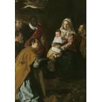 Puzzle  Grafika-00342 Diego Vélasquez : Adoration des Mages, 1619