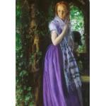 Puzzle  Grafika-00365 Arthur Hughes : April Love, 1855