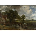 Puzzle  Grafika-00400 John Constable : La Charette de Foin, 1821