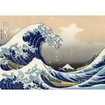 Puzzle  Grafika-00430 Katsushika Hokusai : La Grande Vague de Kanagawa, 1823-1829