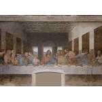 Puzzle  Grafika-00462 Léonard de Vinci : La Cène, 1495-1498