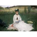 Puzzle  Grafika-00477 Berthe Morisot : La Lecture, 1873