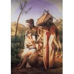 Puzzle  Grafika-00483 Horace Vernet : Judas et Tamar, 1840